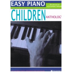 Concina, Franco. Easy Piano. Children Anthology