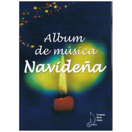 Varios. Álbum de Música Navideña (Piano)