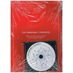 Varios. Con Zambomba y Pandereta. Villancicos Tradicionales Españoles y del Mundo +CD