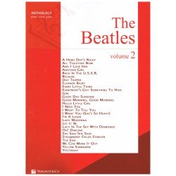 Beatles. The Beatles Anthology Vol.2 (Piano/Voz/Guitarra)