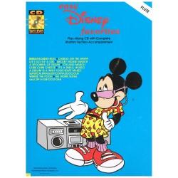 Easy Disney Favorites (Flauta) +CD Complete Accompaniment