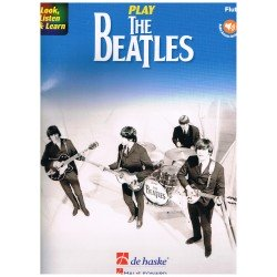 Beatles. Play The Beatles (Flauta) +Audio Access