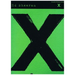 Sheeran, Ed. X (Piano/Voz/Guitarra)