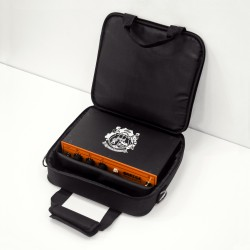 ORANGE BOLSA TRANSPORTE PEDALBABY 100