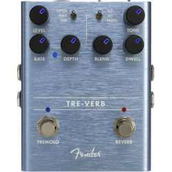 TRE-VERB DIGITAL REVERB/TREMOLO