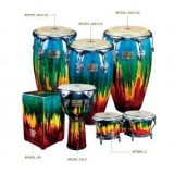 CONGA TYCOON MASTER CLASSIC11PALETTEMTCPL 110 C S MULTICOLOR