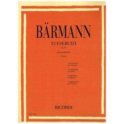 Baermann, H. 12 Ejercicios...
