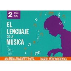 Navarrete. El Lenguaje de la Musica 2 Grado Medio