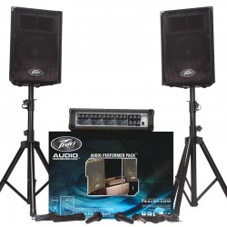 audio performer pack