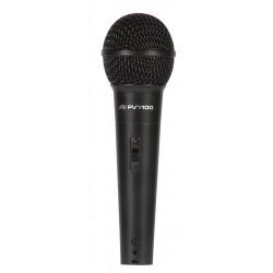 Peavey pvi 100 microphone 1 4 w clam shell