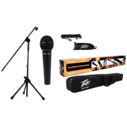 pvreg msp1 microphone 1 4 mic stand pkg