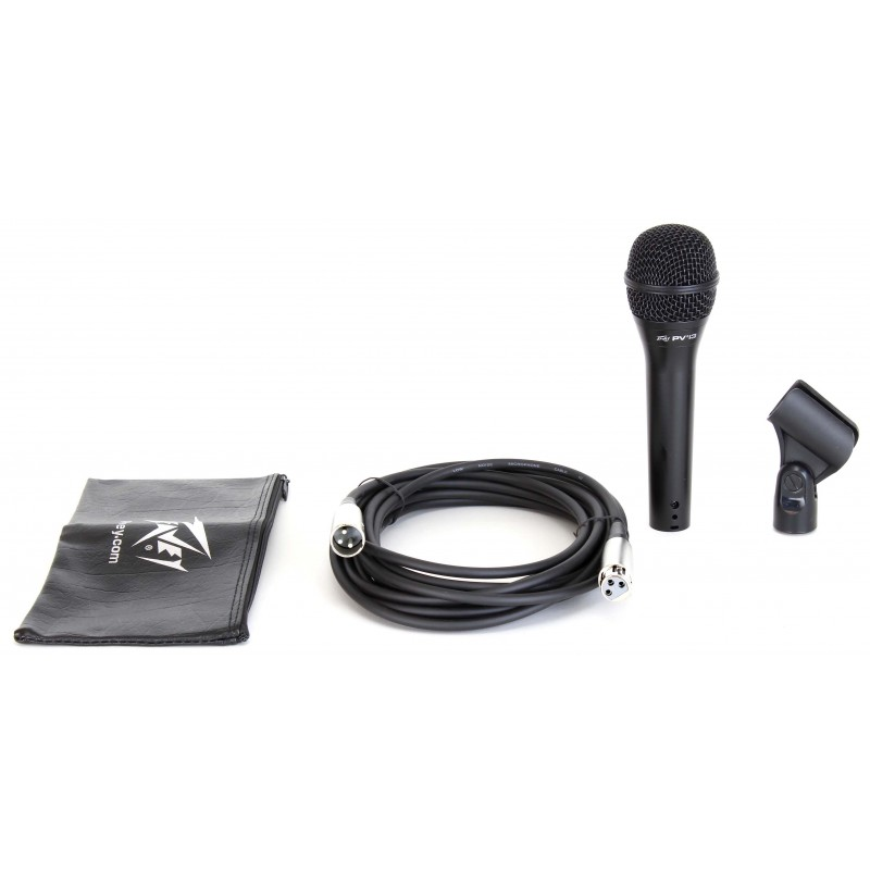 pvregi 3 microphone xlr cable