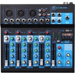mixer q5 mk2 usb