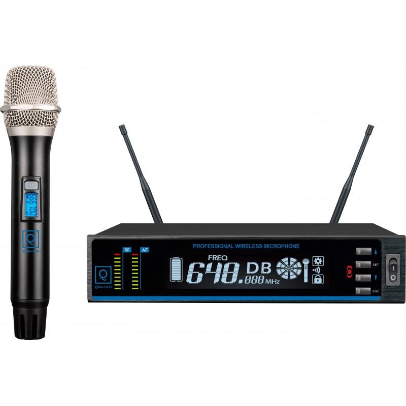 qwm 1sh single handheld 863 865 mhz