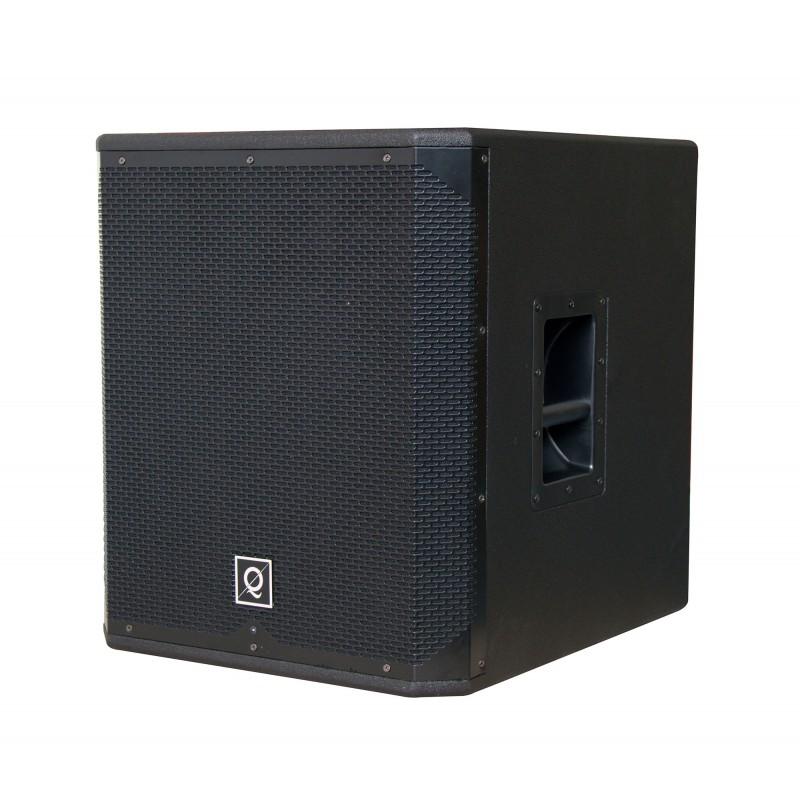 q sub 15 audio