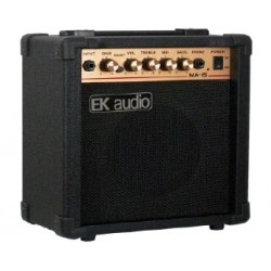 AMPLIFICADOR GUITARRA EK AUDIO 15W