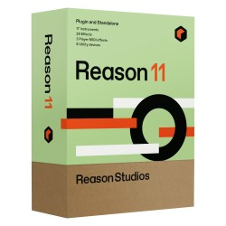 REASON STUDIOS UPGRADE TO REASON 11