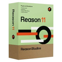 REASON STUDIOS UPGRADE TO...