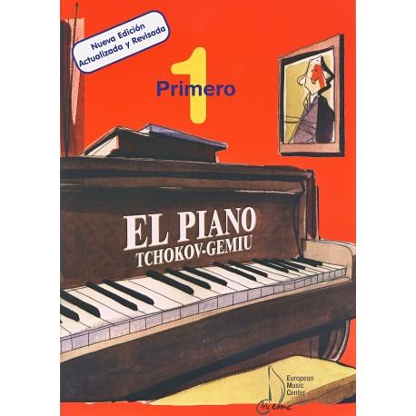 Tchokov/Gemiu. El Piano Vol.1