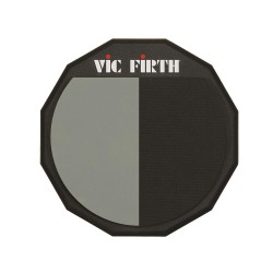 "VIC FIRTH PAD12H 12"" Pad doble superficie"