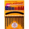 FLAUTAS FLAGEOLET JUEGO COMPLETO