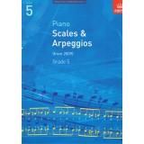 Piano Scales & Arpeggios V.5 (2009)