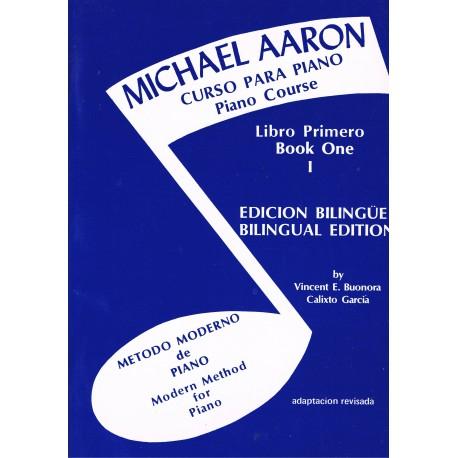 Aaron, Michael. Curso Para Piano Libro 1