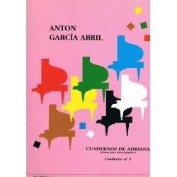 Garcia Abril. Cuadernos De...