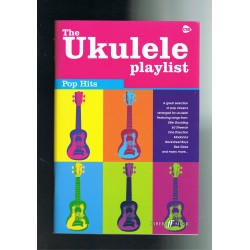 Varios. The Ukelele Playlist. Pop Hits