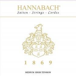 Cuerdas para guitarra clásica, Serie 1869 Carbon/Gold MHT Juego MHT