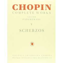 Chopin Scherzos