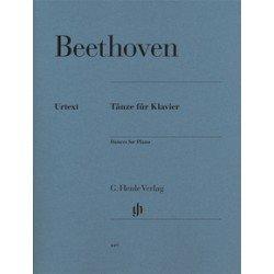 Beethoven. Danzas Para...
