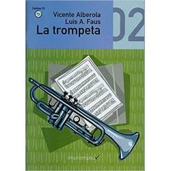 Alberola/Faus. La Trompeta 2 (+CD)