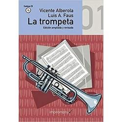 Alberola/Faus. La Trompeta 1 (+CD)