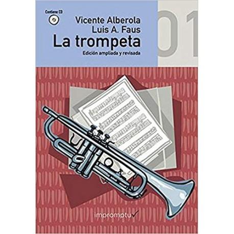 Alberola/Faus. La Trompeta 1 (+CD). Edición Ampliada y Revisada. Impromptu