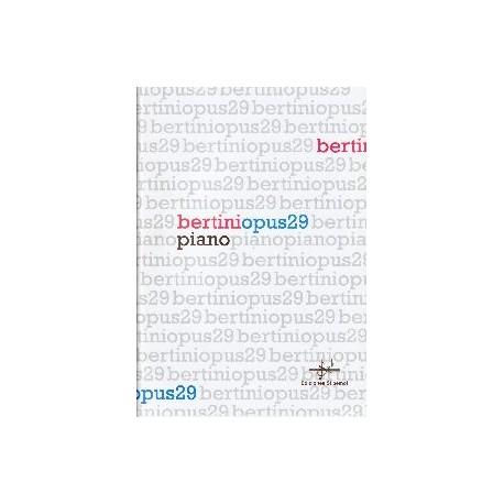 Bertini. Estudios Op.29 (Piano)