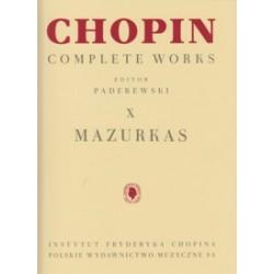 Chopin. Mazurkas para Piano