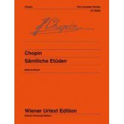 Chopin. Estudios Op.10, 25...