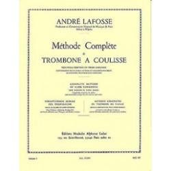 Lafosse. Método Completo de Trombón de Varas Vol.1