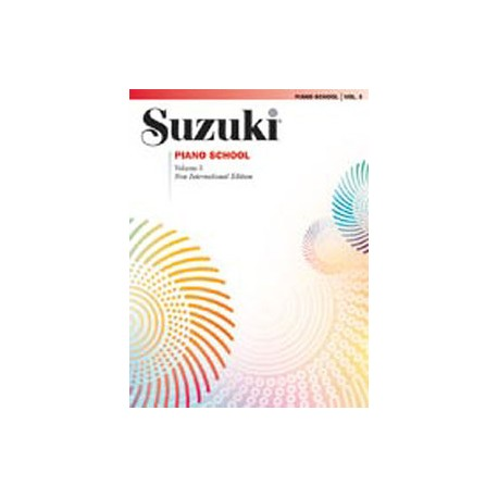 Suzuki Piano School Vol.3