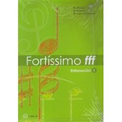 Ferran/Guasp/Valldecabres. Fortissimo Entonacion 1