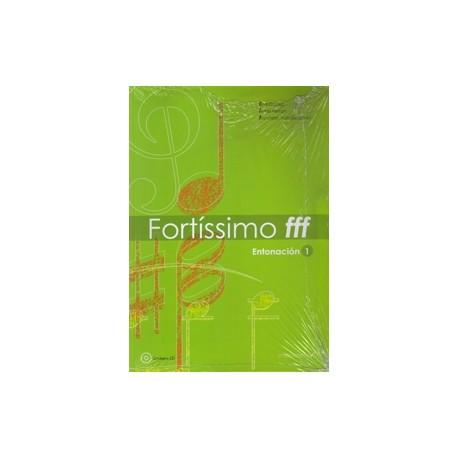 Ferran/Guasp/Valldecabres. Fortissimo Entonación 1 +CD. Rivera