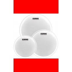 "TOMPACK UV2 COATED ROCK (10"",12"",16"") 2 capas blanco rugoso EVANS"