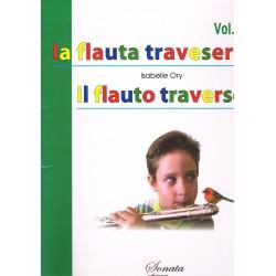 Ory, Isabelle. La Flauta Travesera Vol.2