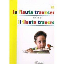 Ory, Isabelle. La Flauta Travesera Vol.3