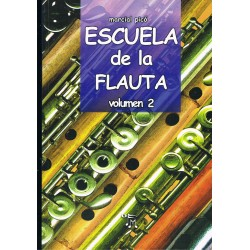 Picó, Marcial. Escuela de la Flauta Vol.2