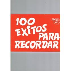 Varios. 100 Éxitos para Recordar