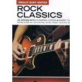 Varios. Rock Classics. 22 Songs with Chords, Lyrics and Basic Tab