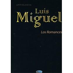 Luis Miguel. Los Romances (Piano/Voz/Guitarra)