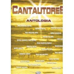 Varios. Cantautores. Antología (Piano/Voz/Guitarra)